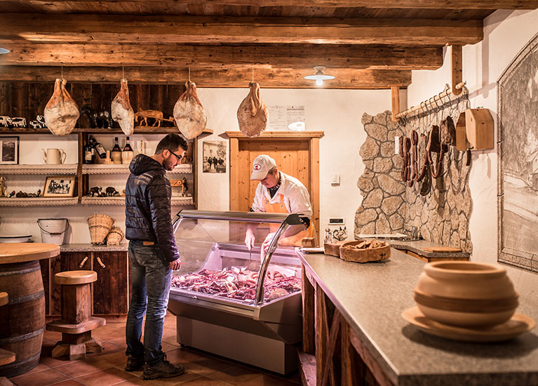 Butcher at San Martino